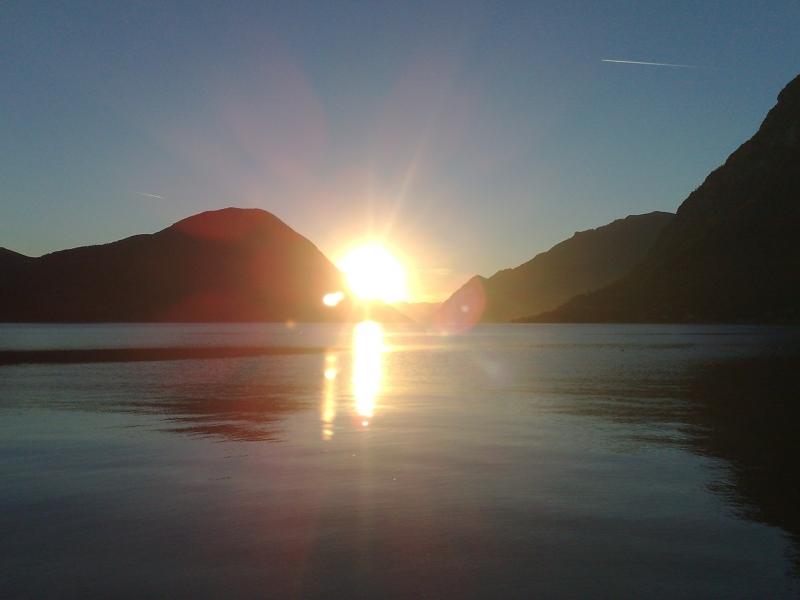 Sunset Baleno Sicure Lugano