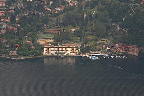Villa d'Este met pool
