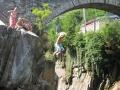 De kleine Jump Valle Verzasca